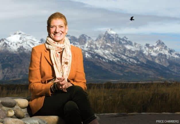 Sophie Craighead, Jackson Hole magazine, Winter 2012