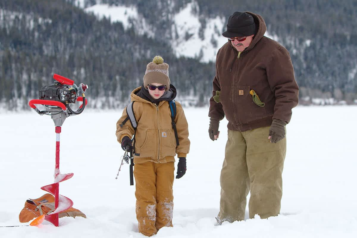 The Teton County 4-H Sportfishing Club hosts annual adventures to Lower Slide Lake to turn kids on to the activity.