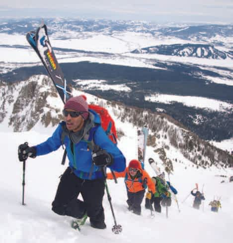 Backcountry or Bust