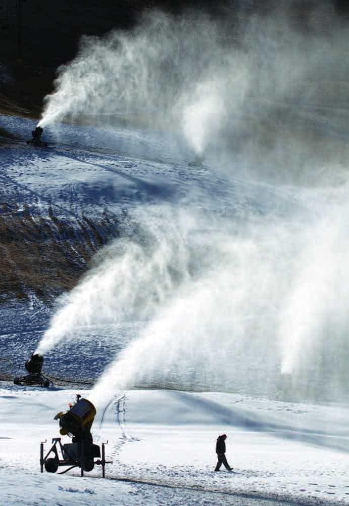 The Rebirth of a Ski Hill