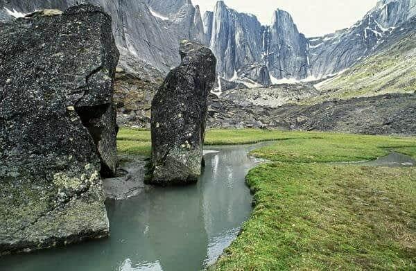 Huge New Canadian Wilderness