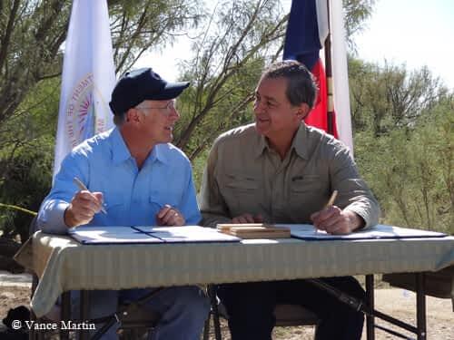 Big Bend/Rio Bravo, USA-Mexico conservation success
