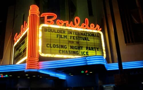 """Chasing Ice"" Wins Best Adventure Film at Boulder International Film Festival"