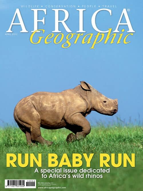 """""""A heart for rhinos""""– Interview with Dr. Ian Player"""