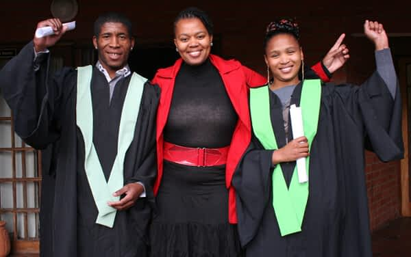 Graduation marks new beginnings for vulnerable youth