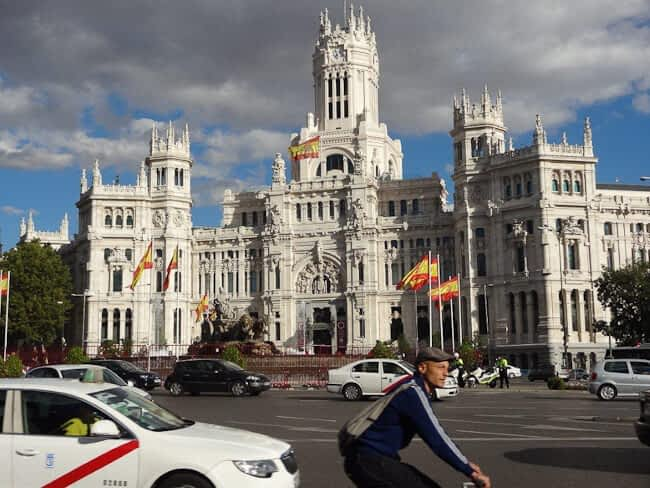 A WILD week in Madrid…