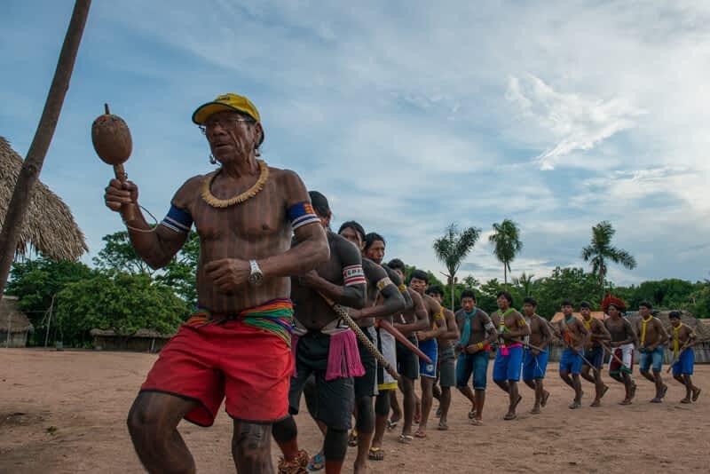 Solar lights up the Amazon