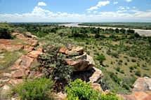 Mapungubwe, natural landscape