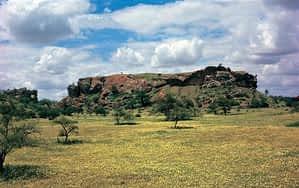 Mapungubwa Hill