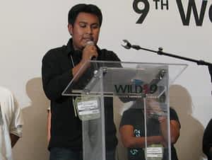 Efrain Leonel at WILD9