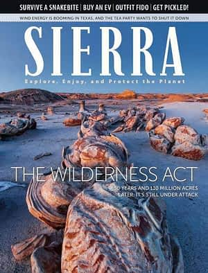 Wilderness Act Cover, Sierra