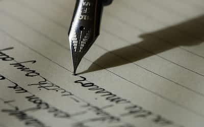 Dear Vance, I am writing to ask…