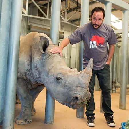 Team Rhino: Dave Matthews