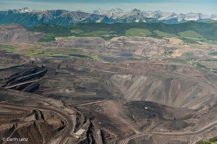 Mountain top removal for coal mining threatens many protected areas either directly or through resulting toxic run-off or deadly siltation.