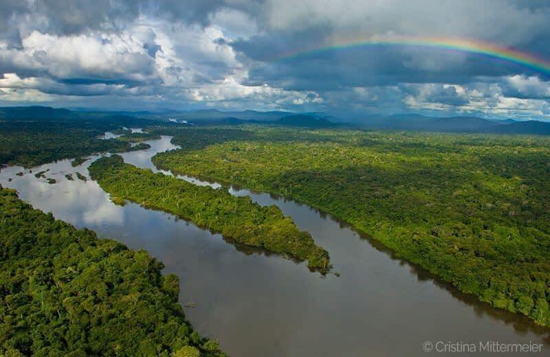 Xingu River Cristina Mittermeier-c