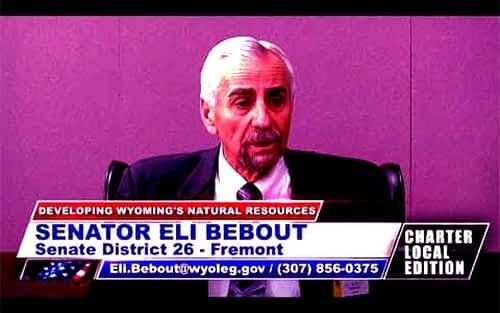 Bebout on TV