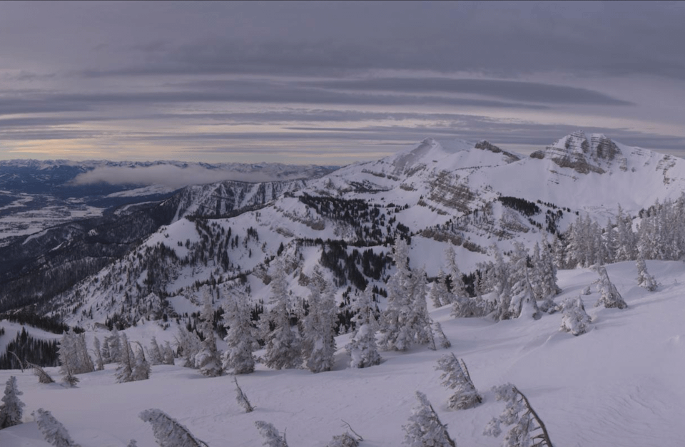 One more good storm for the Tetons, quiet pattern to follow