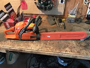 Chainsaw Tool Buckrail - Jackson Hole, news