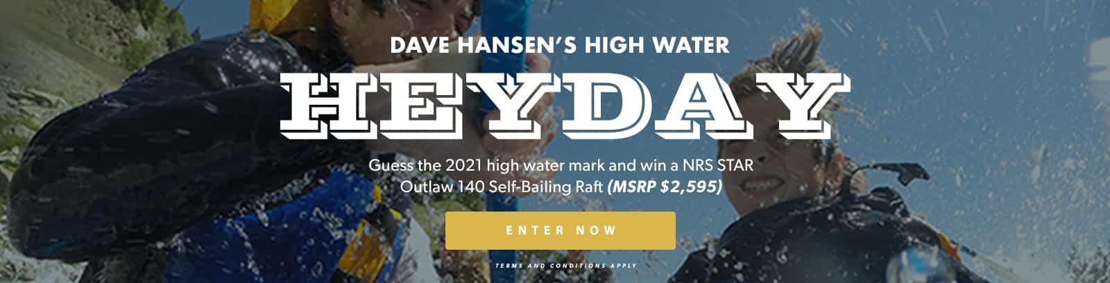 Dave Hansen White Water