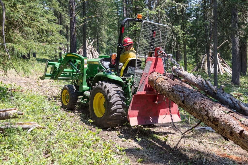 Tractor Agriculture Buckrail - Jackson Hole, news