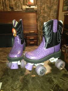 Boot Roller skates Buckrail - Jackson Hole, news