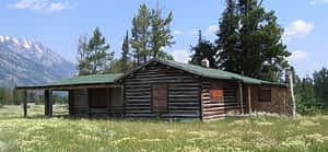 Geraldine Lucas Homestead–Fabian Place Historic District Grand Teton Buckrail - Jackson Hole, news