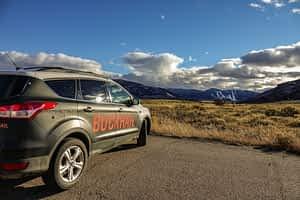 Buckrail Rig Meets Detail Driven Sport utility vehicle Motor vehicle Buckrail - Jackson Hole, news