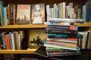 Jackson Hole Book Trader Shelf Buckrail - Jackson Hole, news