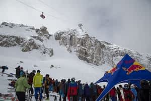 Skiing Snowboarding Buckrail - Jackson Hole, news