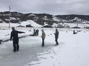 Snow 09738 Buckrail - Jackson Hole, news