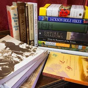 Jackson Hole Book Trader Book Buckrail - Jackson Hole, news