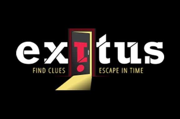 Exitus Escape Room Logo Brand Buckrail - Jackson Hole, news