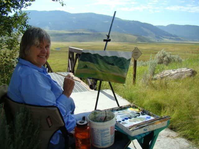 Rural area Landscape Buckrail - Jackson Hole, news