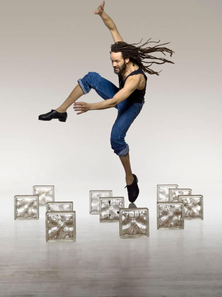 Savion Glover The Tap Dance Kid Buckrail - Jackson Hole, news