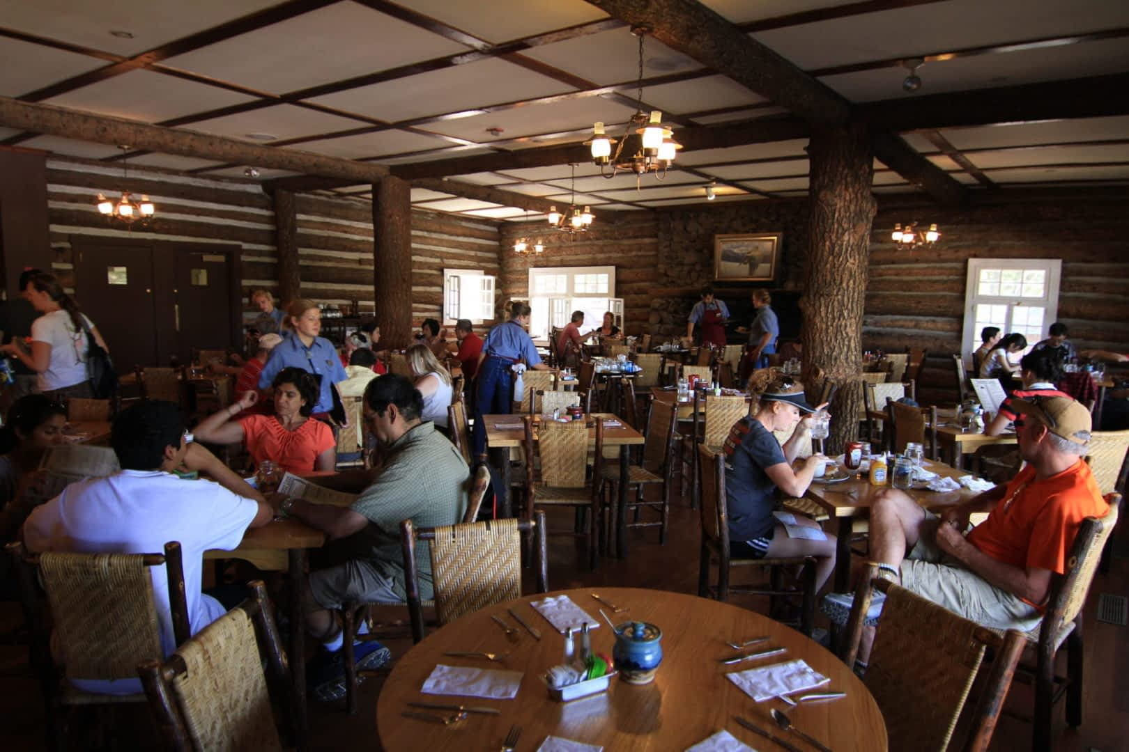 Old Faithful Inn Closed For 2020 Yellowstone Park Concessions Will Be Severely Limited Buckrail Jackson Hole News