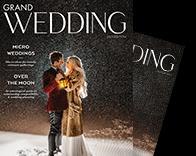 Grand Wedding Magazine Digital ePub Edition