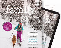 Teton Family Magazine Digital ePub Edition
