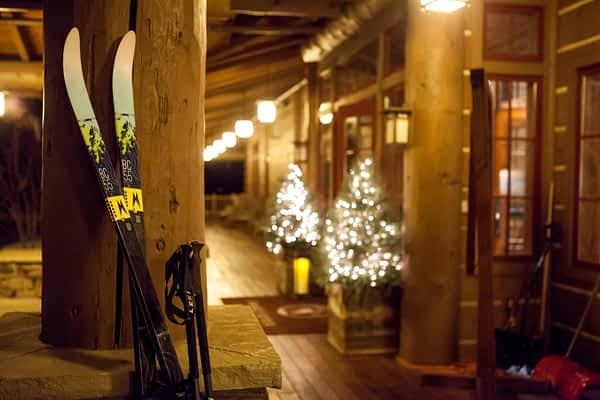 Moonlight Cross Country Skiing-10