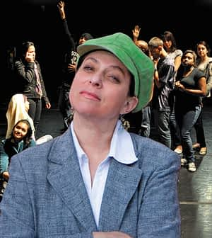 Judith Sloan brings immigrant youth stories to the stage.