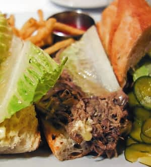 Masterfully-curated Cuban Pig sandwich rules the universe Photo Geraldine Mishev